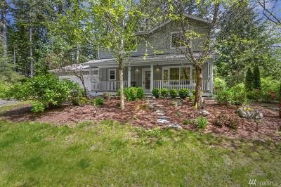 Kingston Single Family Home Pending: 8028 NE Bayberry Lane