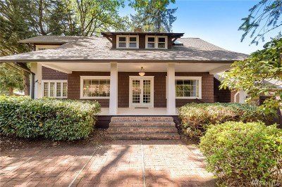 Lakewood Single Family Home For Sale: 8314 99th St Ct SW