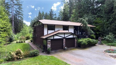 Edmonds Single Family Home Contingent: 13511 51st Ave W