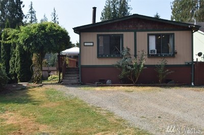 Granite Falls Single Family Home For Sale: 18320 115th St NE