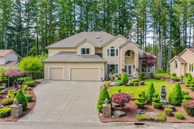 Port Orchard Single Family Home For Sale: 7364 Ashridge Ave SW