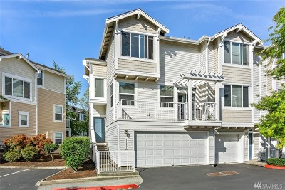 Bothell Single Family Home For Sale: 16251 119th Place NE #18-1