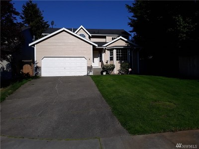 Puyallup Single Family Home For Sale: 13517 86th Av Ct E