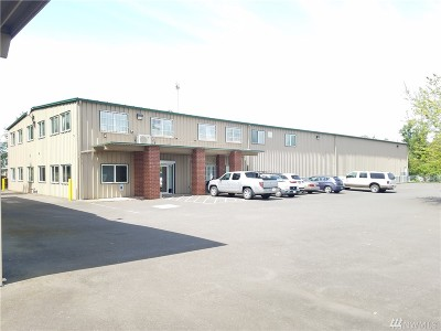Bellingham Commercial For Sale: 4326 Pacific Hwy