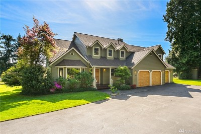 Woodinville Single Family Home For Sale: 5016 215th St SE