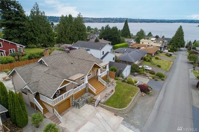 Renton Single Family Home For Sale: 1203 N 36th St