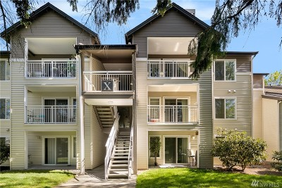 Mukilteo Condo/Townhouse For Sale: 12303 Harbour Pointe Blvd #X304