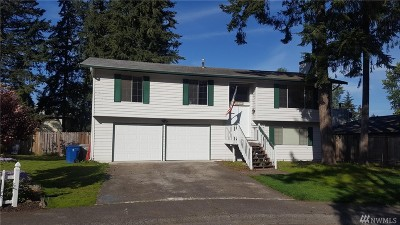 Covington Single Family Home For Sale: 26120 185th Ct SE
