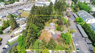 Lynnwood Residential Lots & Land For Sale: 15732 40th Ave W
