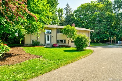 Skagit County Single Family Home For Sale: 12633 Markwood Rd