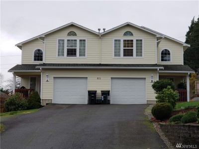 Tumwater Multi Family Home Contingent: 611 3rd Ave SW #A&B