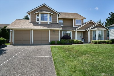 Federal Way Single Family Home For Sale: 854 SW 345th St
