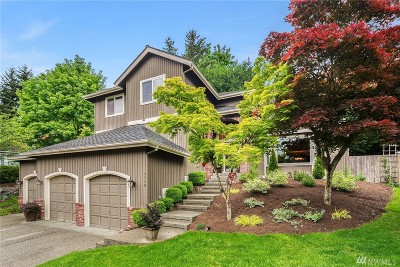 Bellevue Single Family Home For Sale: 6620 153 Place SE