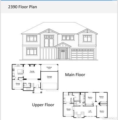 Bremerton Single Family Home For Sale: 1036 Banyan St