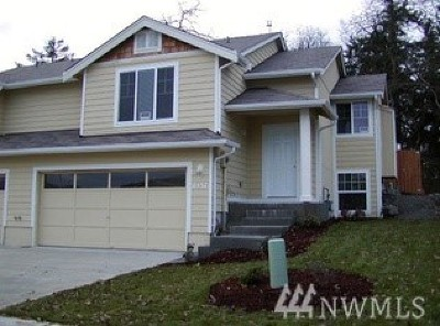 Olympia Single Family Home For Sale: 8537 8th Ct SE