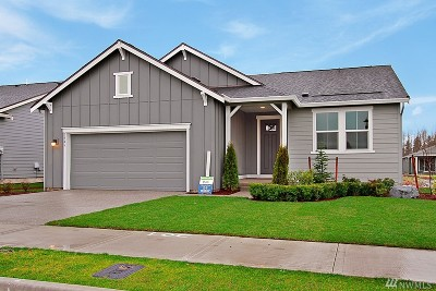 Enumclaw Single Family Home For Sale: 1346 Boyle (Lot 054) St