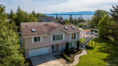 Coupeville Single Family Home For Sale: 1118 Lockwood Dr