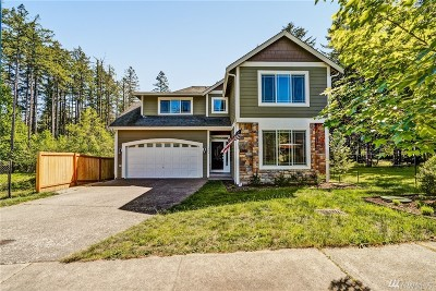 Olympia Single Family Home Pending Inspection: 1303 Mirada Dr NW