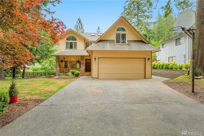 Bellingham Single Family Home For Sale: 3 Keel Ct