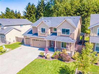 Orting Single Family Home For Sale: 20205 195th Ave E