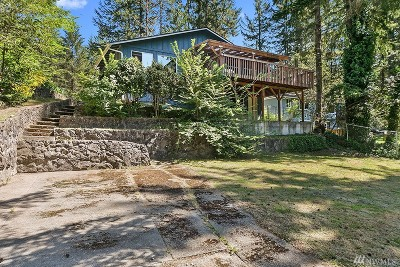 Port Orchard Single Family Home For Sale: 9910 Fairview Lake Rd SW