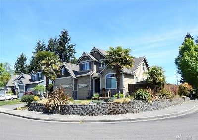 Pierce County Single Family Home For Sale: 3313 19th St Pl SW