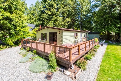 Point Roberts Single Family Home For Sale: 198 Burns Wy