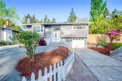 Federal Way Single Family Home For Sale: 31443 12th Ave SW
