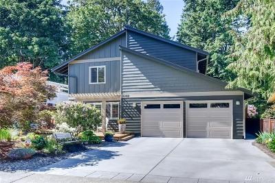 Kirkland Single Family Home For Sale: 9008 NE 143rd St