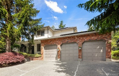 Mill Creek Single Family Home For Sale: 14601 14th Ave SE