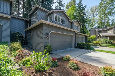 Kirkland Condo/Townhouse For Sale: 11403 115th Lane NE