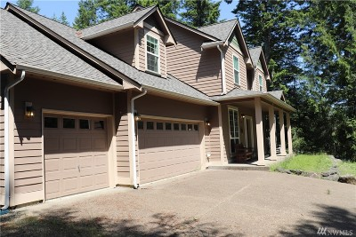 Shelton Single Family Home For Sale: 31 E Jade Dr