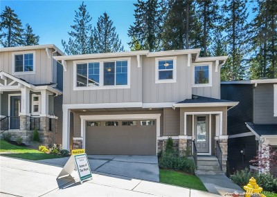 Issaquah Single Family Home For Sale: 22361 SE 43rd (Lot 23) Place