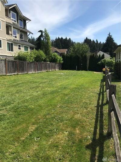 Issaquah Residential Lots & Land For Sale: 4 E Sunset Wy
