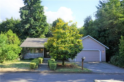 Olympia Single Family Home For Sale: 1907 51st Ave SE