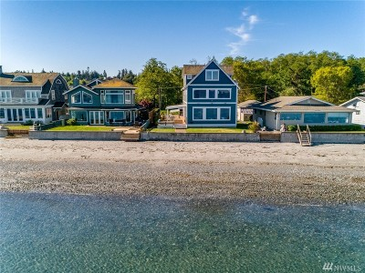 Single Family Home For Sale: 7372 Twin Spits Rd