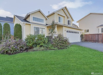 Auburn Single Family Home Contingent: 13347 SE 308th Ct