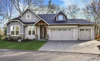 Bonney Lake Single Family Home For Sale: 21200 Connells Prairie Rd E