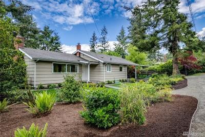 Bainbridge Island Single Family Home For Sale: 741 Grow Ave NW