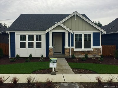 Lacey Single Family Home For Sale: 3644 Oakwood (Lot 41) St SE
