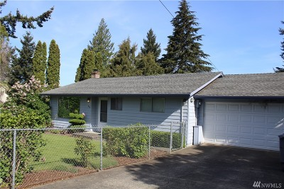 Renton Single Family Home For Sale: 230 S 15th St