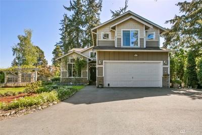 Auburn Single Family Home For Sale: 124 M St SE