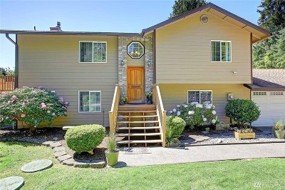 Stanwood Single Family Home For Sale: 21531 74th Ave NW