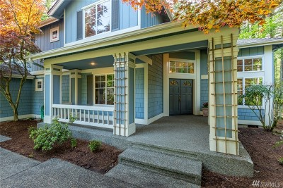 North Bend WA Single Family Home For Sale: $849,000