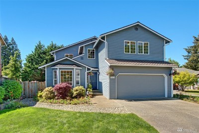 Mukilteo Single Family Home For Sale: 1625 Lumley Ave