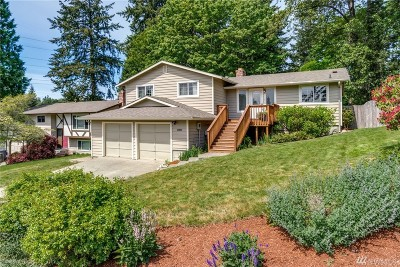 Woodinville Single Family Home For Sale: 12410 NE 149th St