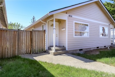 Tacoma Multi Family Home For Sale: 4818 N Pearl St