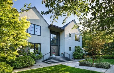 Seattle Single Family Home For Sale: 309 W Prospect St