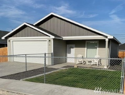 Soap Lake WA Single Family Home Contingent: $187,500