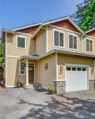 Bellingham Single Family Home For Sale: 4050 Kramer Lane
